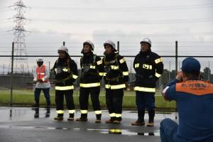 ⑤寝屋川消防署1部寝屋川消防小隊